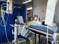 Majority of coronavirus patients have at least one symptom six months later (Victoria Jones/PA)