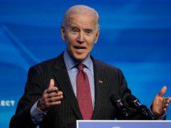 President-elect Joe Biden (Susan Walsh/AP)