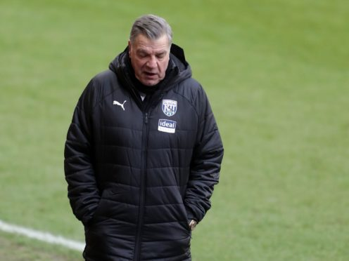 Sam Allardyce has questioned new guidance on goal celebrations (Richard Sellers/PA)