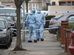 Two men have died at a property in Ilford (Jonathan Brady/PA)