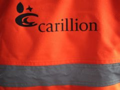 Unions have welcomed action against former Carillion bosses (Yui Mok/PA)