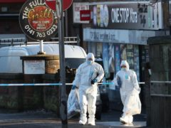 Inquires are continuing into the shooting (Andrew Milligan/PA)