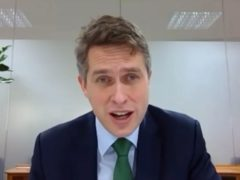 Education Secretary Gavin Williamson answered questions from MPs (House of Commons/PA)
