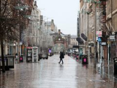 Consumers and businesses are adapting to life under coronavirus restrictions, MSPs were told (Andrew Milligan/PA)