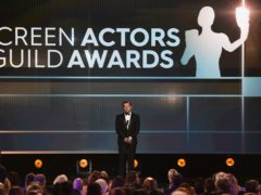 The Screen Actors Guild Awards have been moved to April to avoid a clash with the Grammys (AP Photo/Chris Pizzello, File)