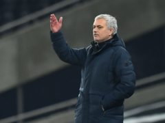 Jose Mourinho wants to see more goals scored and fewer mistakes made (Glyn Kirk/PA)