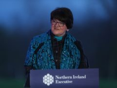 Problems with the Northern Ireland protocol were predictable and foreseen, the First Minister said (Brian Lawless/PA).