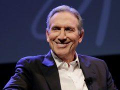 Former Starbucks chief executive Howard Schultz (Ted S. Warren/AP)