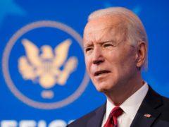 President-elect Joe Biden (Matt Slocum, File/AP)