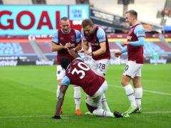 Michail Antonio scored the only goal in West Ham's win (Julian Finney/PA)