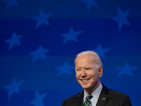 Joe Biden is planning a series of executive actions in the first hours after his inauguration (Matt Slocum/AP)