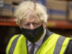 Boris Johnson called on Tory MPs to abstain from the vote (Heathcliff O'Malley/The Daily Telegraph)