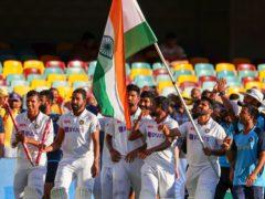 India's win in Brisbane halted Australia's long unbeaten run at the Gabba (Tertius Pickard/AP)