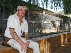 Joseph Maldonado-Passage, who also known as Joe Exotic (Sue Ogrocki/AP)