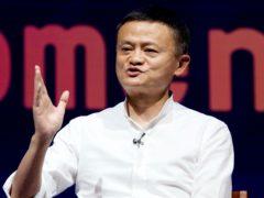 Chairman of Alibaba Group Jack Ma (Firdia Lisnawati/AP)