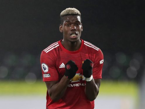 Paul Pogba will sit down with Manchester United officials to discuss his next move (Peter Cziborra/PA)