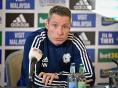 Neil Harris was sacked as Cardiff manager on Thursday after 14 months in charge (Ben Birchall/PA)
