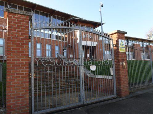 The Yesodey Hatorah Secondary Girls School in Stamford Hill (Stefan Rousseau/PA)