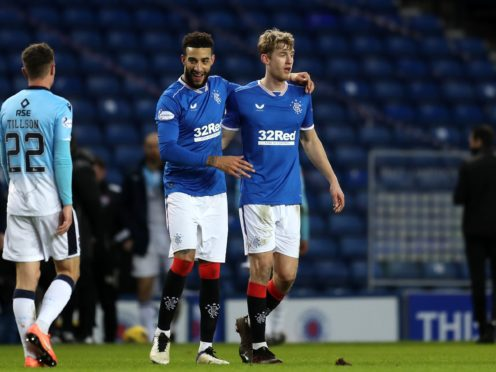 Rangers eased to victory over Ross County (PA)
