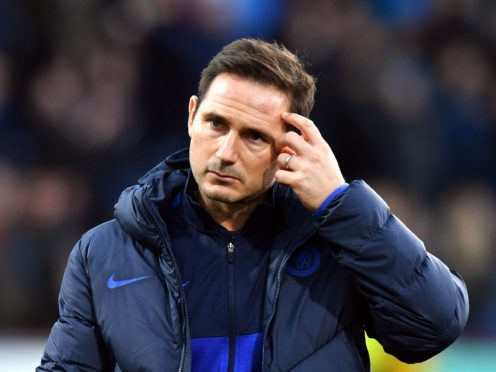 Frank Lampard's Chelsea sacking was met with surprise (Anthony Devlin/PA)