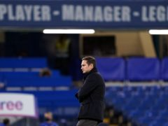 Frank Lampard has been sacked by Chelsea (John Walton/PA)