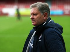 John Yems' Crawley take on Bournemouth on Tuesday (Kieran Cleeves/PA)