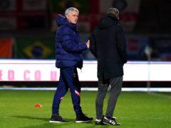 Jose Mourinho's Tottenham saw off Wycombe to reach the fifth round (John Walton/PA)