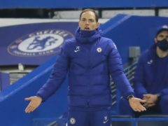 Thomas Tuchel's first game as Chelsea manager ended in a stalemate (Richard Heathcote/PA)