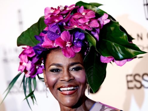 Hollywood mourned the trailblazing actress Cicely Tyson following her death at the age of 96, with Barack Obama leading the tributes (AP Photo/Matt Sayles, File)
