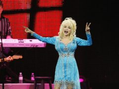 Dolly Parton celebrated her 75th birthday by calling on her fans to spread kindness (Sue Moore/PA)