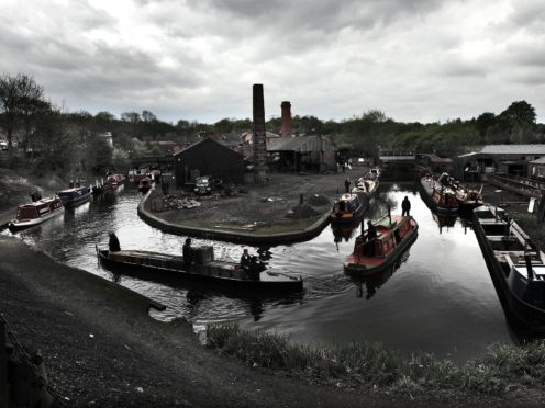 The Black Country Living Museum is to open as a vaccination centre on Monday (David Jones/PA)
