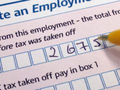 Self-assessment customers will not receive a penalty for submitting late online tax returns if they file by February 28, HMRC announced (PA)