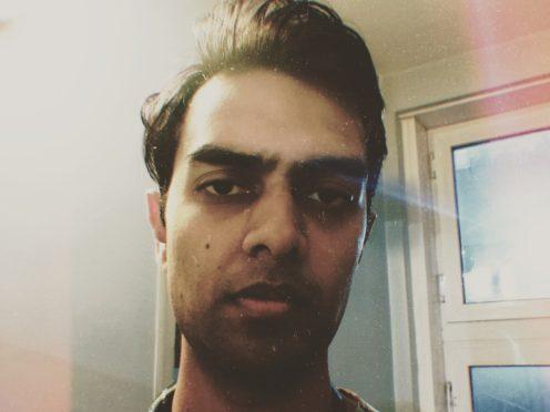 Dr Nishant Joshi, a GP trainee in Luton (Dr Nishant Joshi)