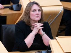 Former Scottish Tory MSP Michelle Ballantyne has been announced as the leader of Reform UK Scotland (Jane Barlow/PA)