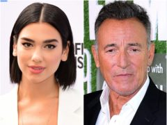 Dua Lipa, Bruce Springsteen and Mary J Blige are among the artists included on the official playlist for Joe Biden's inauguration (Ian West/PA)