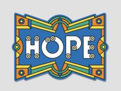 Supermundane Hope Patch is up for sale as part of Art Fund's crowdfunding campaign (Art Fund/PA)