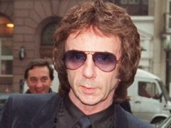 Phil Spector (David Giles/PA)