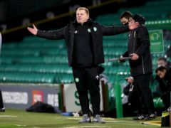 John Swinney said he was at a 'loss for words' after Neil Lennon defended Celtic's controversial trip to Dubai (Andrew Milligan/PA)