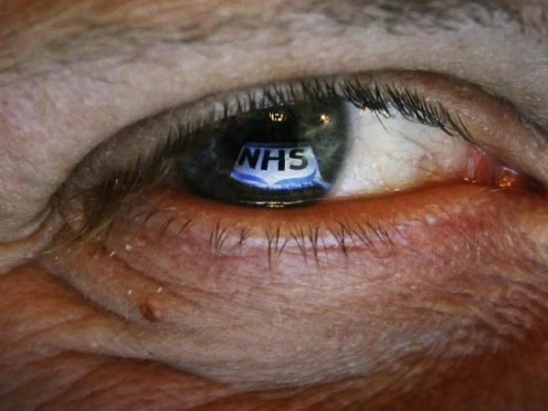 A smartphone app allows eye patients to test their vision from home (PA)