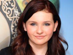 Abigail Breslin (Ian West/PA)