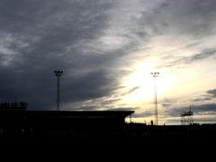 Arbroath faced Raith at Gayfield Park (Lynne Cameron/PA)