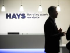 Hays also completed a restructuring (Dan Lewis/VisMedia/PA)
