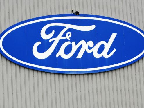 Ford will sell only electric cars in the UK and Europe by 2030 (Ian West/PA)