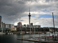 Auckland is being locked down (Anthony Devlin/PA)