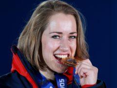 Lizzie Yarnold won Winter Olympic Gold in Sochi (David Davies/PA)