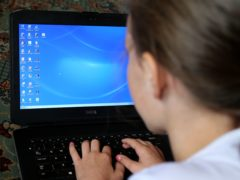 Children agend between seven and 17 are being sought to take part in the online study (Peter Byrne/PA)