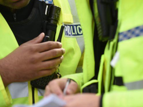 Police were called to Hoveringham, between Nottingham and Newark (Joe Giddens/PA)
