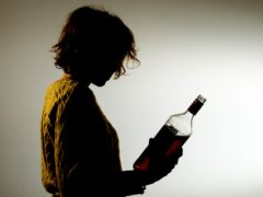 The average monthly number of referrals made by the NSPCC helpline about parental substance misuse has increased (Dominic Lipinski/PA)