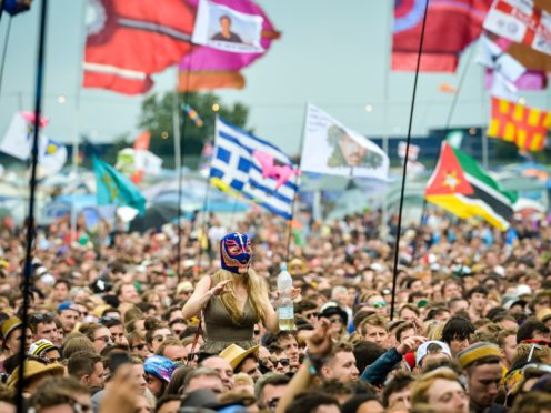 A senior Tory MP has urged Chancellor Rishi Sunak to announce additional support for festivals as part of the Budget next week Ben Birchall/PA)