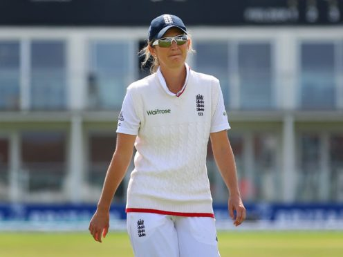 Charlotte Edwards is a former England captain (Gareth Fuller/PA)